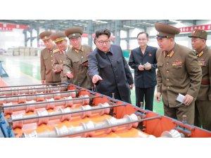 Kuzey Kore: ABD'den korkmuyoruz, savaşa hazırız