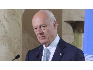 Mistura'dan Suriye çağrısı