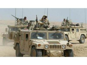 ABD'den 100 askerle Rakka'ya operasyon