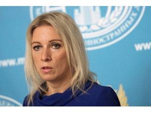 Zaharova: Avrupa için kader anı geldi