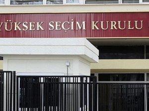 YSK'dan 'Seçim Torbası' Kararı