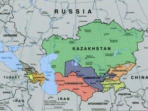 Kazakistan'da Kürt etkisi