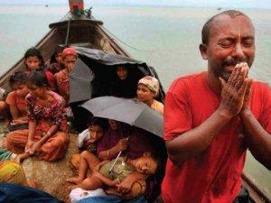 Arakan-Myanmar Katliamında İsrail Parmağı