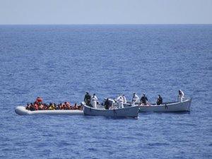 Akdeniz'de yeni göçmen faciası:250 kayıp