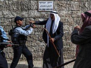Kudüs'teki Filistinlilerin sıkıntıları dizi oluyor