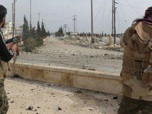 Suriye'de bir yanda çatışma diğer yanda müzakere