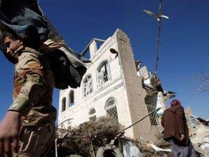 Yemen'de bilanço: 4 bin 773 sivil öldü