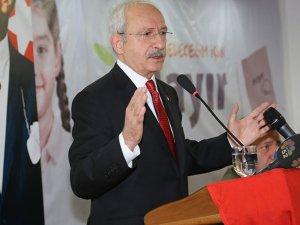 Kılıçdaroğlu: Diline hakim olamayan devleti iyi yönetemez