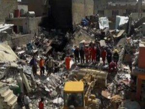 Irak: IŞİD yaptı biz değil