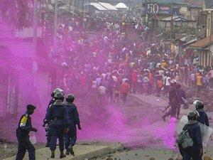 Demokratik Kongo Cumhuriyeti'nde 40 polisin kafası kesildi