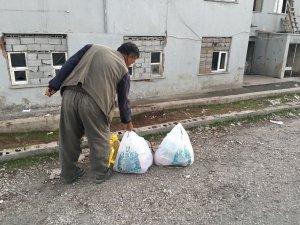 Kampanya Dahilinde Yardımlar Şırnak'a Ulaştı