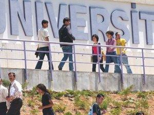 Üniversite Adaylarının Gözde Alanları