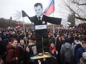 ABD'den Rusya'daki gözaltılara kınama
