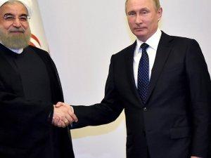 'Putin ve Ruhani, Trump'ın politikalarını masaya yatıracak'