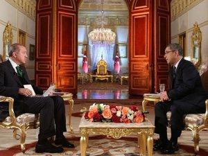 Erdoğan: Hayat tarzımıza müdahale edildi