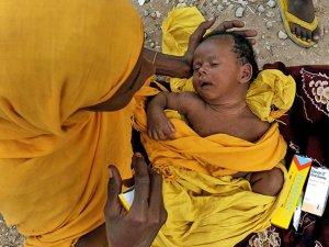 Afrika'da 22 milyon çocuk acil yardım bekliyor