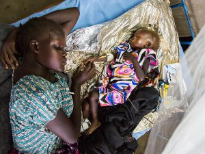 UNICEF'ten 4 ülke için açlık uyarısı