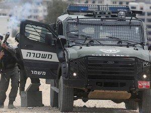 İşgal güçleri Filistin Toprak Günü'nde göstericilere müdahale etti