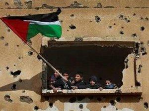 Hamas: 'Filistin halkı, hakkını kendi eliyle geri alacaktır'