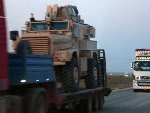 ABD'den Rojava'ya silah sevkiyatı