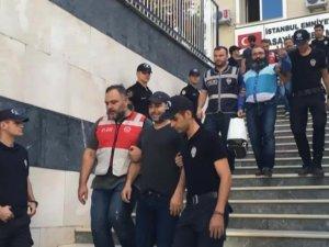 21 kişiye yeniden gözaltı