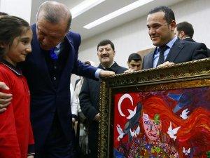 Erdoğan:'Türk-Kürt demiyoruz'