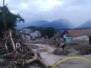 Kolombiya'da  facia: 154 ölü