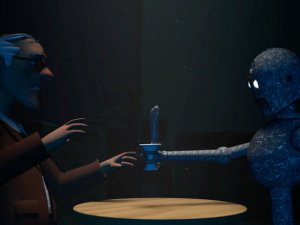 Robotlar kurguyu gerçekliğe dönüştürürlerse...