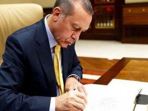 Erdoğan'ın onayladığı 54 kanun yürürlüğe girdi
