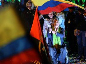 Lenin Ekvador'un yeni devlet başkanı