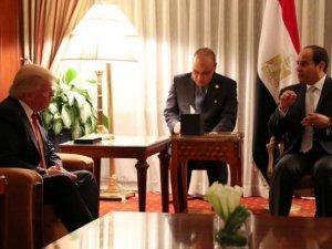 """""""Trump-Sisi görüşmesi ortak aşağılama göstergesi"""""""