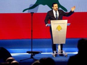 Lübnan Başbakanı Hariri: İsrail, Lübnan'a savaş açma niyetinde