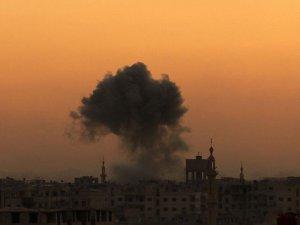 'İdlib'e klor gazlı kimyasal saldırı düzenledi'