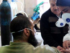İdlib'de Kimyasal Saldırıda Ölenlerin Sayısı 100 Aştı