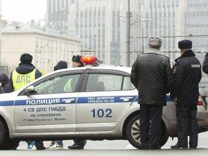Rusya'da iki polis  öldürüldü