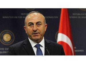 Çavuşoğlu'dan Kerkük açıklaması