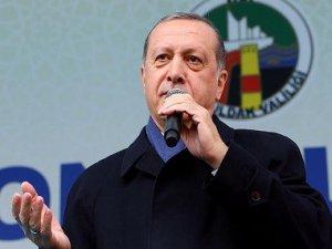 Erdoğan'dan Kerkük açıklaması