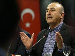 Çavuşoğlu: Kerkük'e bayrak çekilmesiyle Barzani'ye tuzak kuruldu