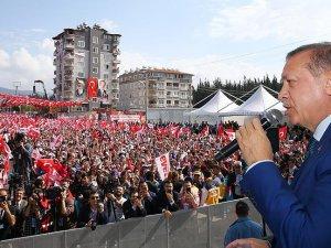 Erdoğan: Harekat olumlu ama yeterli görmüyoruz