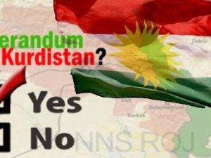 Rus Kanal'ından Bağımsız Kurdistan Anketi