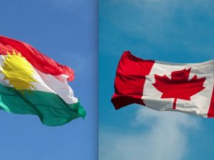 'Kanada Kürdistan'ın alacağı her türlü kararı destekleyecek'