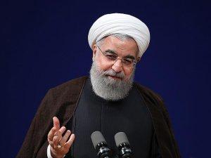 Ruhani'den ABD'ye 'Suriye' Eleştirisi