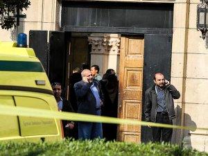 Mısır'da Patlama Çok Sayıda Ölü Var
