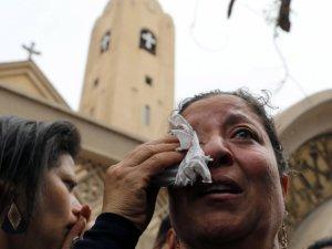 Mısır'da Kiliselere Saldırıyı İŞİD Üstlendi