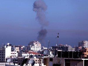 İsrail'e roket saldırısını DEAŞ üstlendi