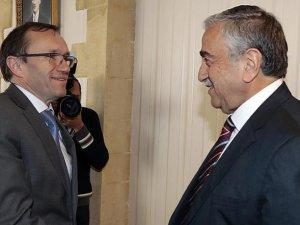 Kıbrıs müzakereleri 8 hafta aradan sonra yeniden başlıyor