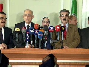 Türkmenlerden 'Bağımsızlık referanduma' destek