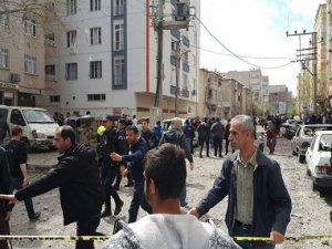 Diyarbakır'daki patlamayla ilgili ilk açıklama