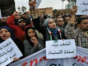 FAS HALKI: İsrail İle Normalleşmeye HAYIR!