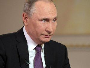 Putin: Suriye'deki kimyasal silahlar imha edildi, şüphe varsa